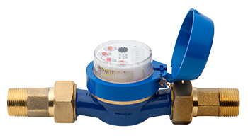 Flow Meter one inch coupling
