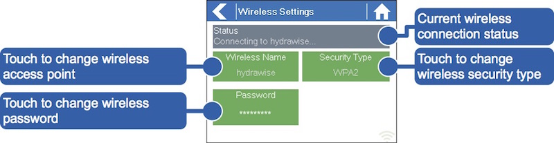 Wireless Settings 2